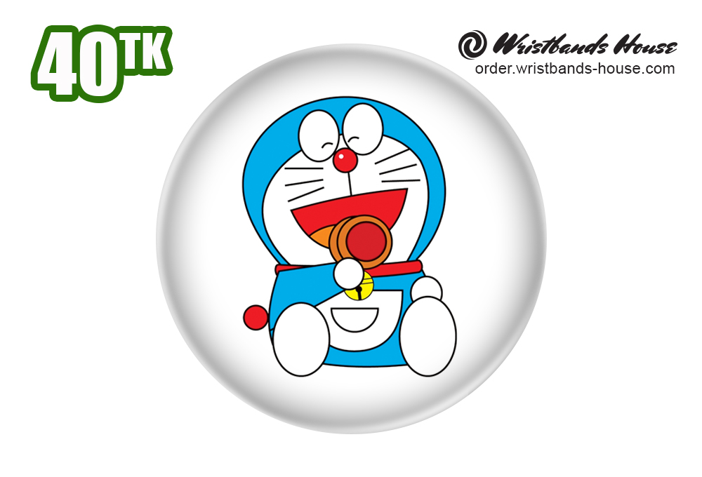 Doraemon Badge