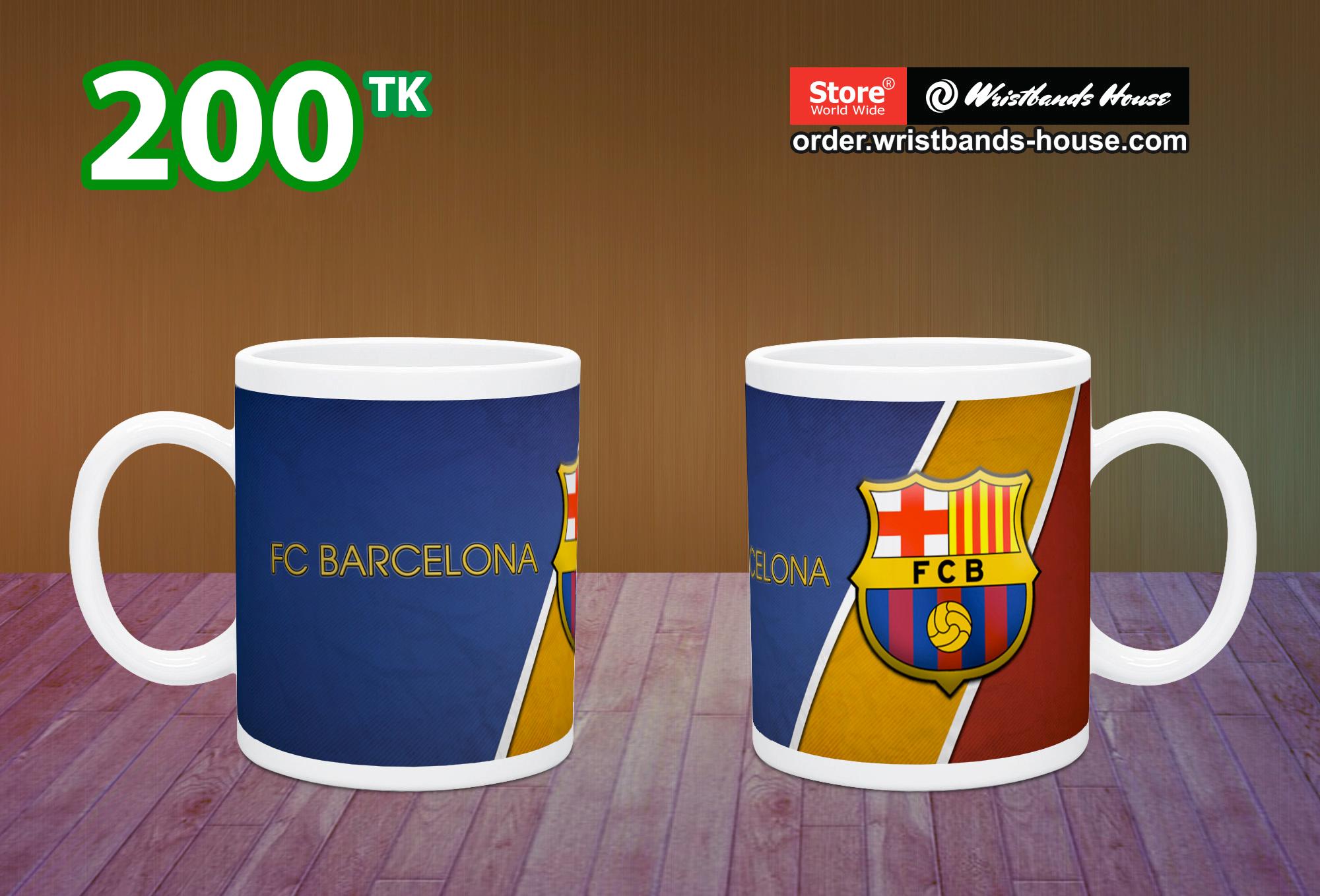 Barcelona Mug