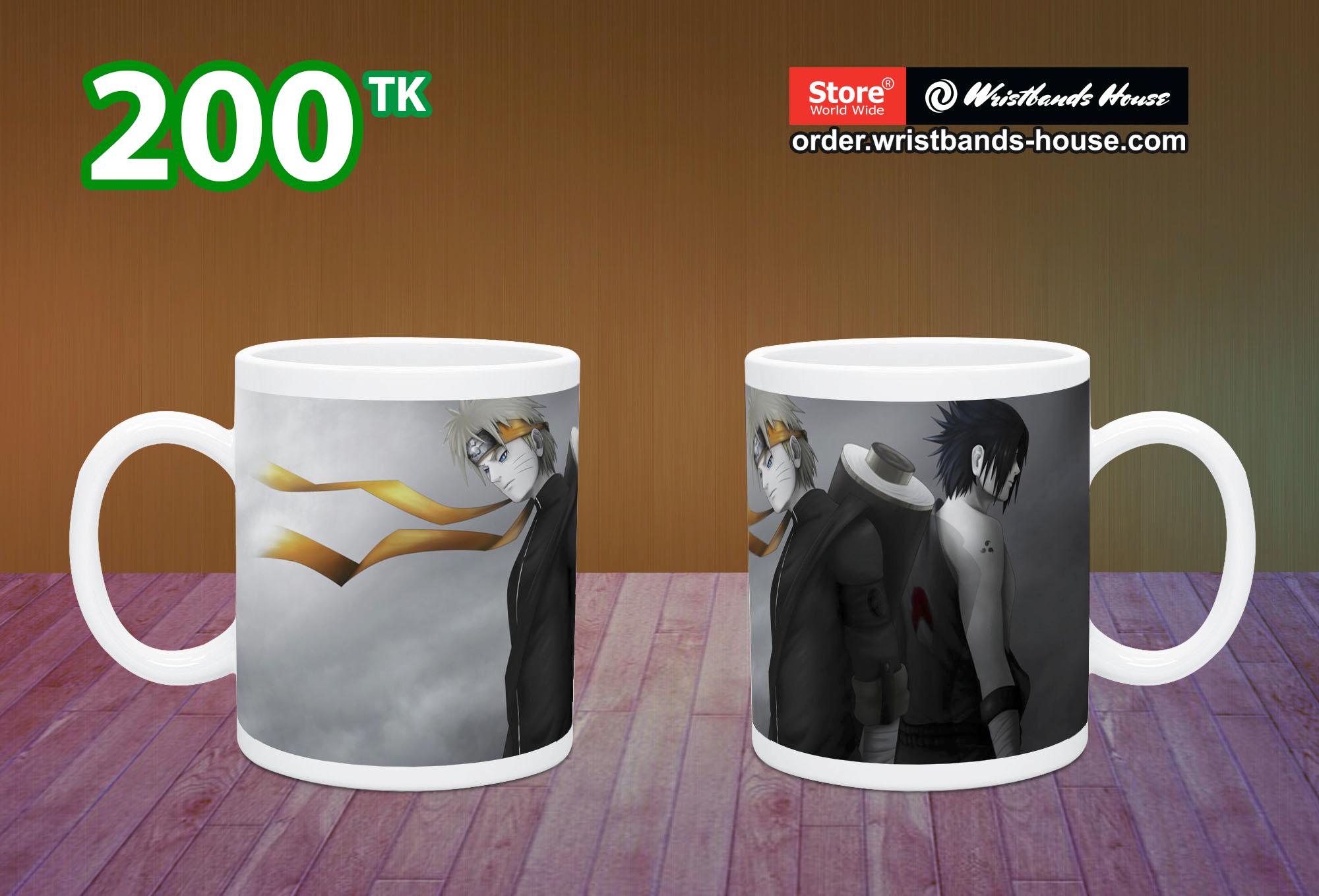 Naruto Mug
