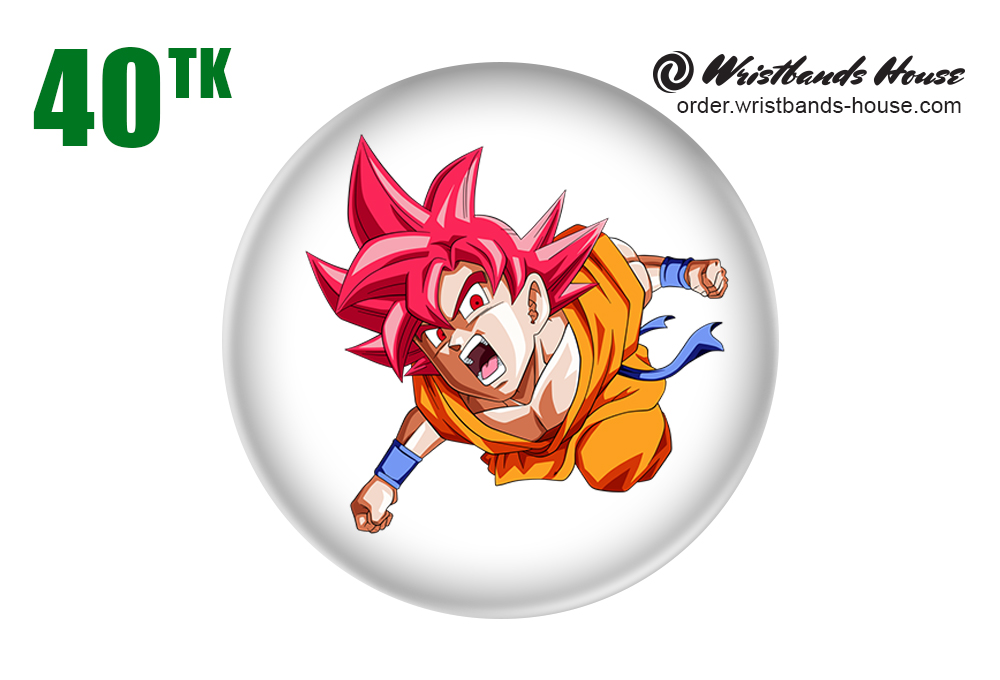 Goku Badge