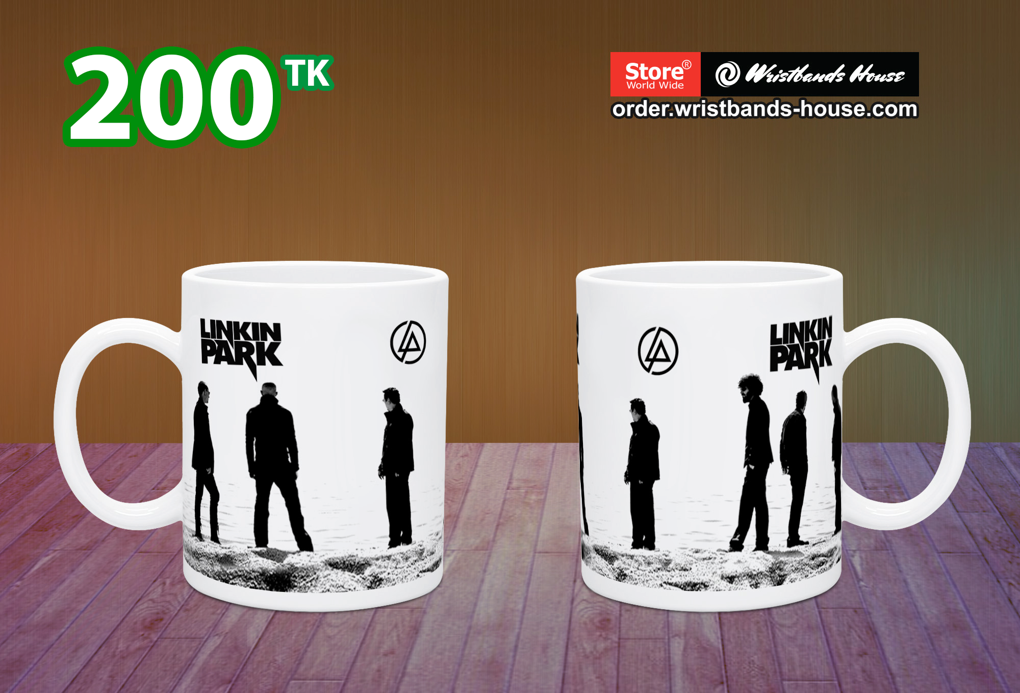 Linkin Park Mug