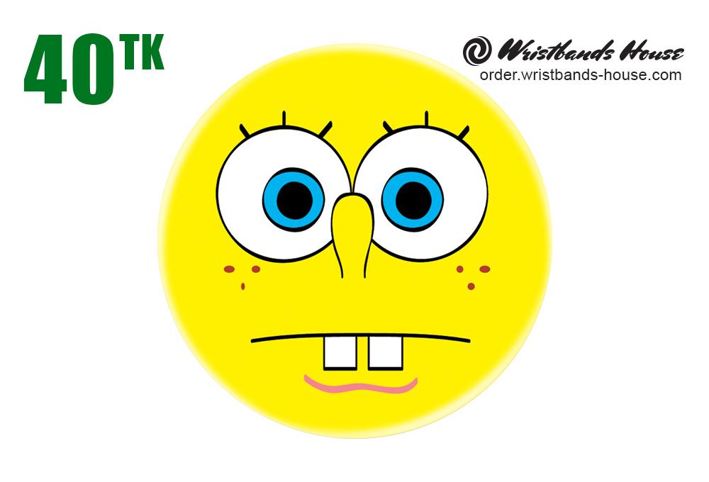 SpongeBob Badge