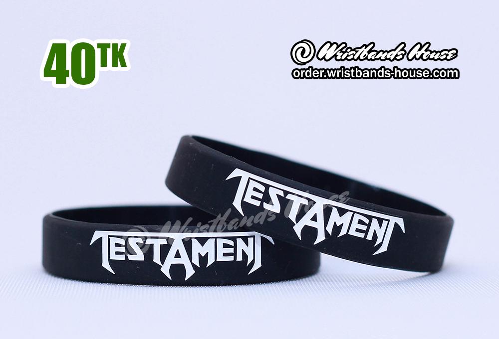 Testament Black 1/2 Inch