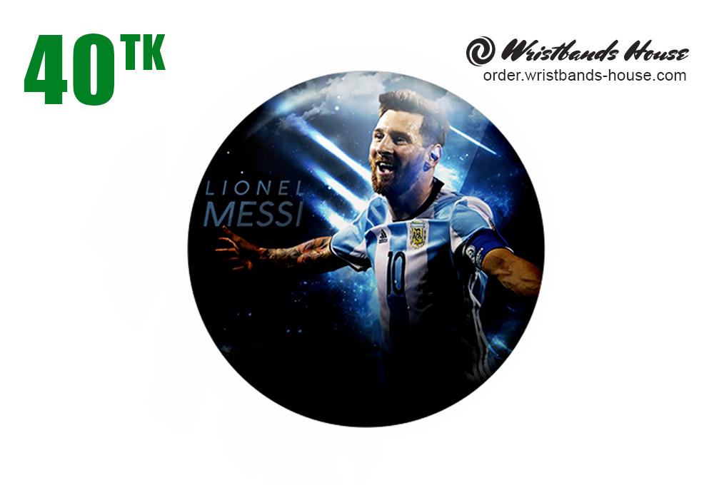 Messi Badge