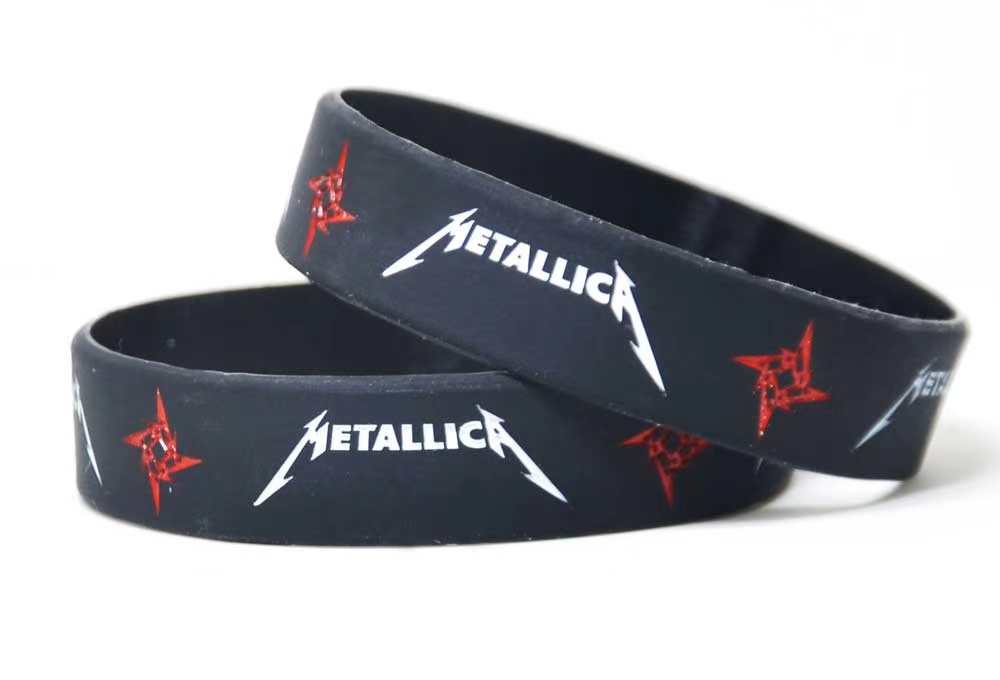 Metallica Black 5/8 Inch