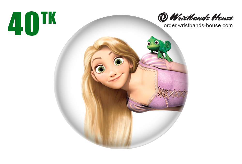 Rapunzel Badge
