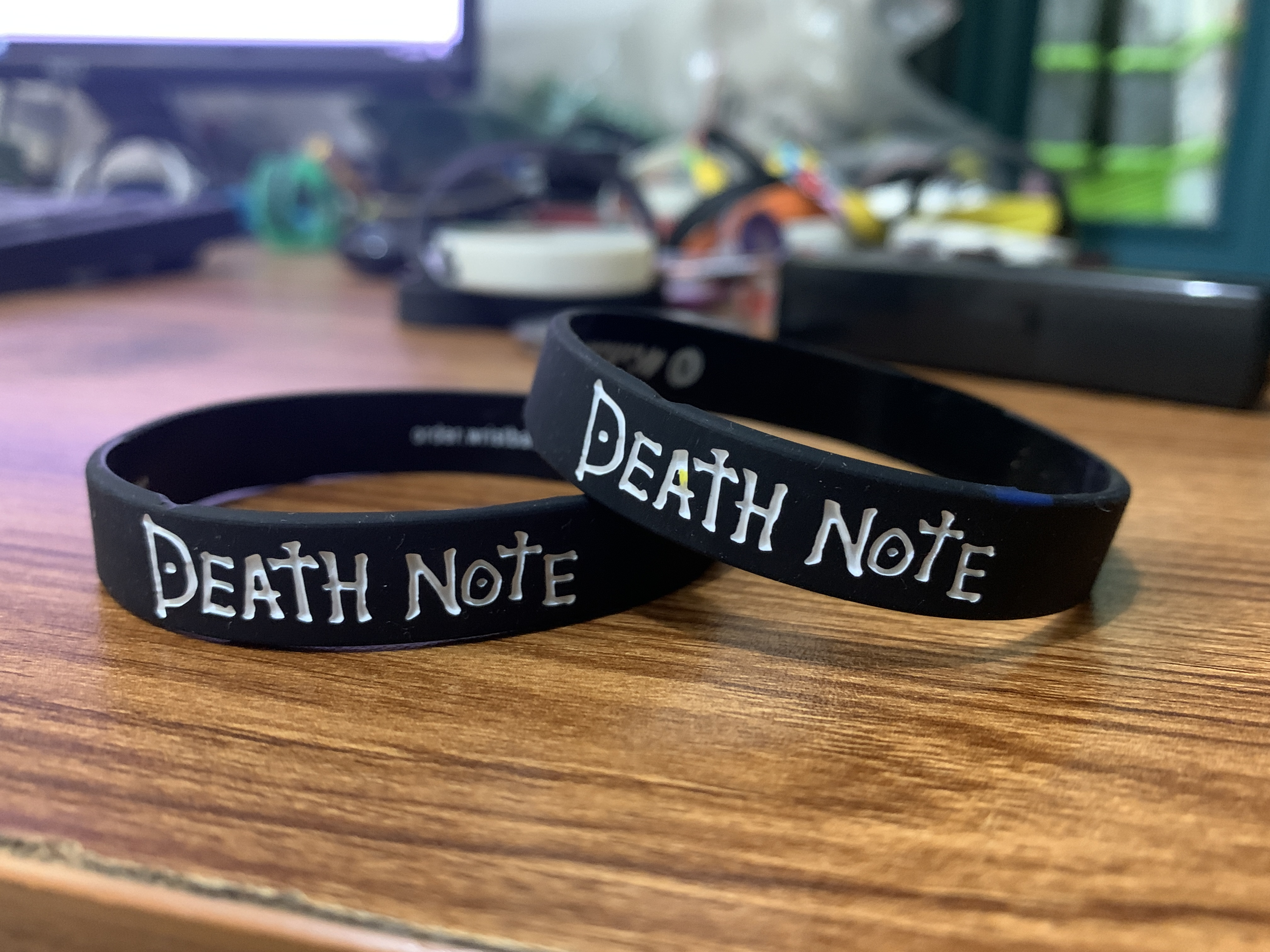 Death Note Black 1/2 Inch