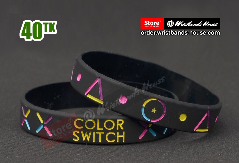 Color Switch Black 1/2 Inch