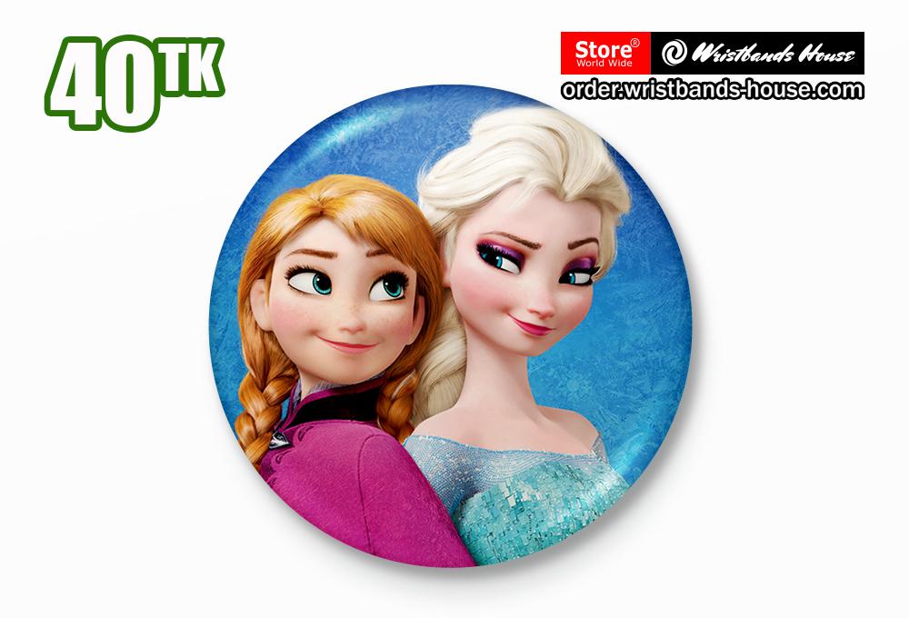 Frozen Badge