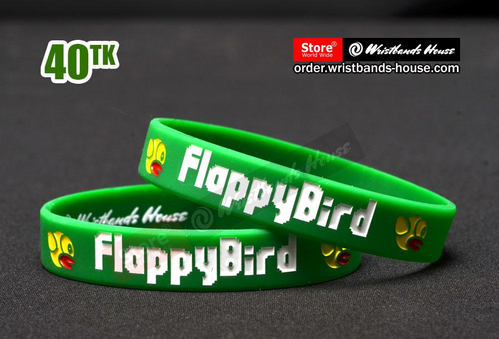 FlappyBird Green 1/2 Inch