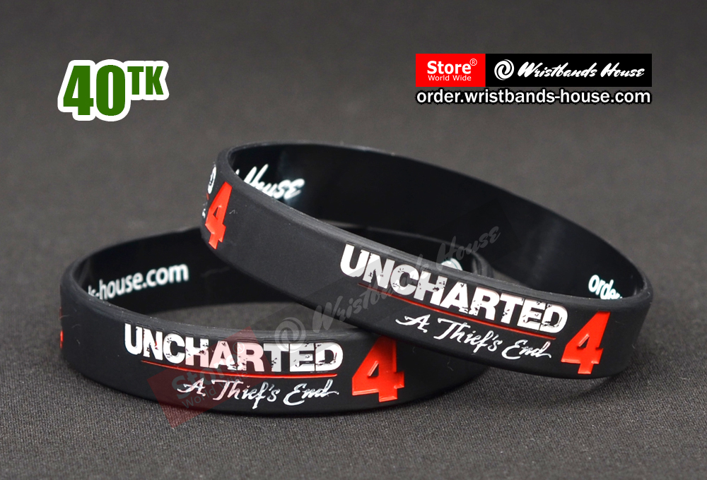 Uncharted4 Black 1/2 Inch