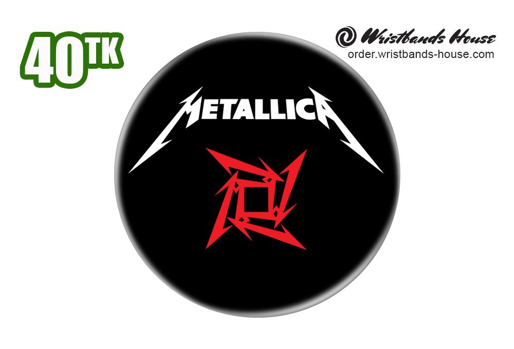 Metalica Badge