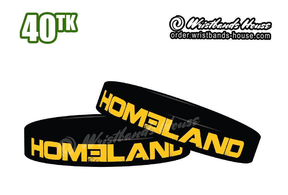 Homeland Black 1/2 Inch