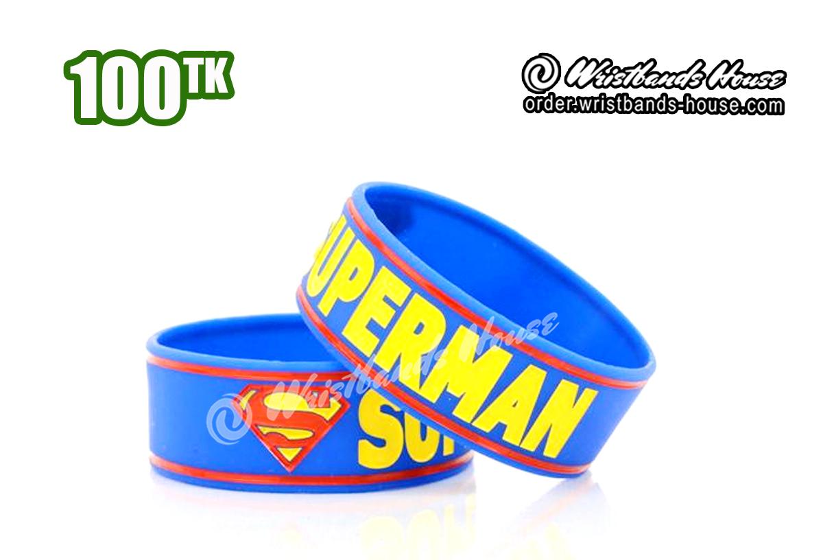 Superman Blue 1 Inch