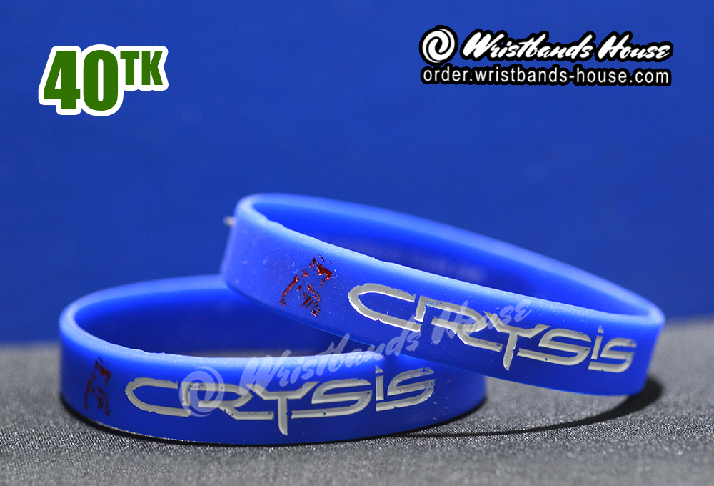 Crysis Blue 1/2 Inch