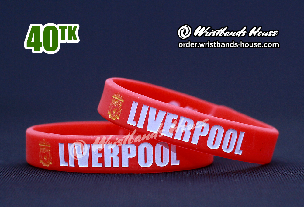 Liverpool Red 1/2 Inch