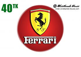 Ferrari Pin Badge