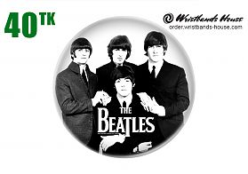 The Beatles Badge