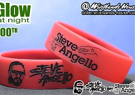 Steve Angello Red Glow 3/4 Inch