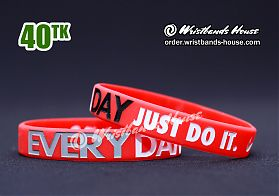 Every Damn Day Red 1/2 Inch