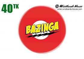 Bazinga Badge
