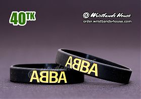 ABBA Deboosed Black-Yellow