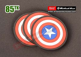 Freeze Magnet Captain America