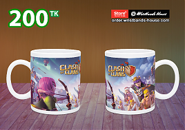 Clash of Clans Mug
