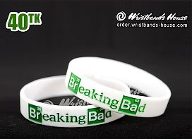 Breaking Bad White 1/2 Inch