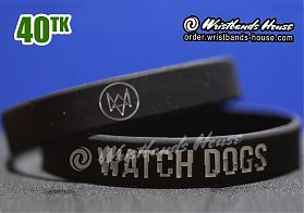Watch Dogs Black 1/2 Inch