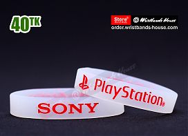 Sony Playstation Transparent 1/2 Inch
