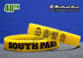 South Park Yellow 1/2 Inch