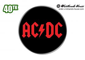 ACDC Badge