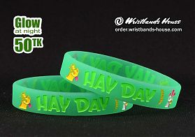 Hay Day Green Glow 1/2 Inch