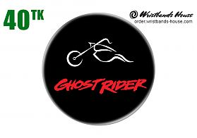 Ghost Rider Badge