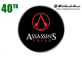 Assassins Creed Badge