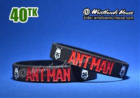 Ant-Man Black 1/2 Inch