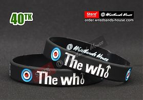 The Who Black 1/2 Inch