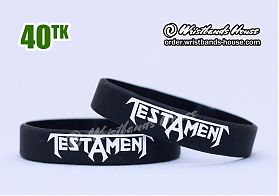 Testament Black 1/2 Inch
