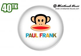Paul Frank Badge