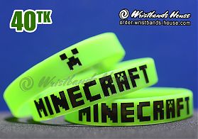 Minecraft Lime Green 1/2 Inch