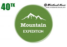 Mountain Green Badge