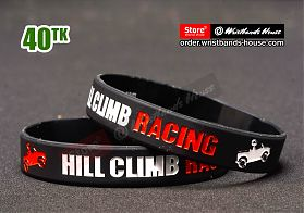 Hill Climb Racing Black 1/2 Inch