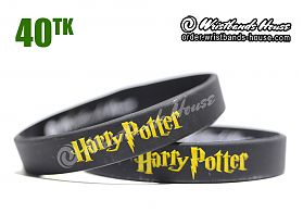 Harry Potter Black 1/2 Inch