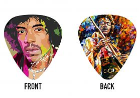Jimi Hendrix Picks