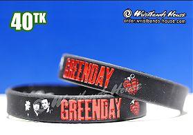 Green Day Black 1/2 Inch