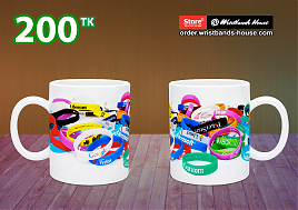 Wristbands House Mug