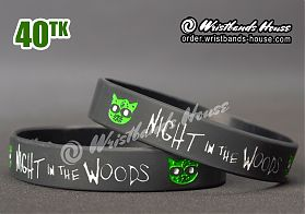 Night in the Woods Black 1/2 Inch