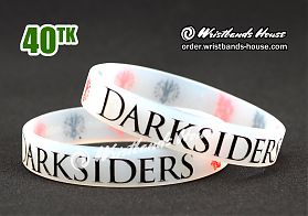 Darksiders 1/2 Inch Transparent
