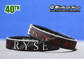 Ryse Son of Rome Black 1/2 Inch